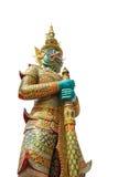 Estatua del gigante de Ravana Foto de archivo