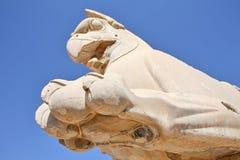 Estatua del grifo foto de archivo libre de regalías