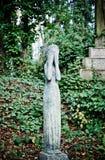 Estatua del grito fotografía de archivo libre de regalías