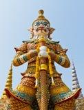Estatua del guarda gigante Imagen de archivo libre de regalías