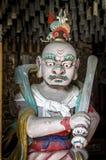 Estatua del guerrero coreano Imagen de archivo libre de regalías