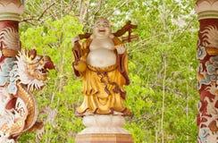 Estatua del ja de Sangkat Fotografía de archivo libre de regalías