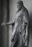 Estatua del Jesucristo Imágenes de archivo libres de regalías