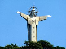 Estatua del Jesucristo Fotos de archivo