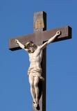 Estatua del Jesucristo Foto de archivo