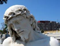 Estatua del Jesucristo Fotos de archivo libres de regalías
