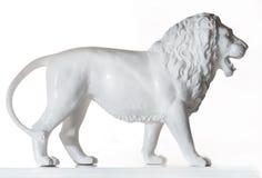 Estatua del león Fotografía de archivo