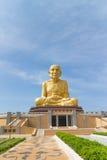 Estatua del monje para PU Thuad de Luang Fotografía de archivo