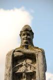 Estatua del monumento de guerra Fotos de archivo libres de regalías