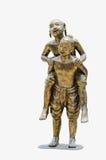 Estatua del niño Fotos de archivo libres de regalías