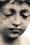 Estatua del niño Fotografía de archivo libre de regalías