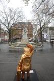 Estatua del oso de Paddington, Londres Imágenes de archivo libres de regalías