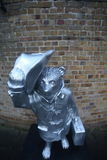 Estatua del oso de Paddington, Londres Imagen de archivo