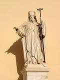 Estatua del patriarca fotografía de archivo libre de regalías
