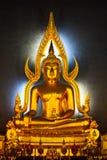 Estatua del praphuthashinarath de Buddha, Tailandia Foto de archivo