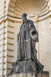 Estatua del rabino Judah Loew Ben Bezalel Imágenes de archivo libres de regalías
