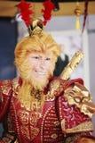 Estatua del rey del mono Foto de archivo