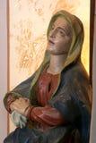 Estatua del santo Imagenes de archivo