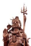 Estatua del shiva Imágenes de archivo libres de regalías