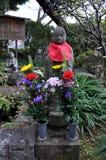 Estatua del templo de Hase-dera foto de archivo