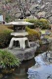Estatua del templo de Hase-dera fotografía de archivo