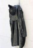 Estatua del uniforme del bombero Imagen de archivo libre de regalías