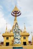 Estatua del yin de Guan imagen de archivo