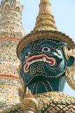Estatua en Bangkok Fotografía de archivo libre de regalías