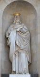 Estatua en Barcelona Fotografía de archivo libre de regalías