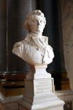 Estatua en el castillo de Versalles Imagen de archivo
