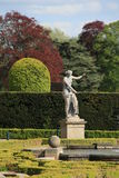 Estatua en el parque Imágenes de archivo libres de regalías