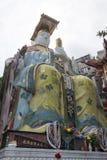 Estatua en Hong Kong foto de archivo