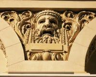 Estatua en la ópera Alexandría foto de archivo libre de regalías