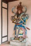 Estatua en la pagoda de Celestial Lady en Hue Vietnam - Chua Imágenes de archivo libres de regalías