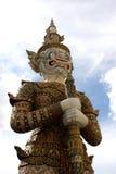 Estatua en Tailandia Fotografía de archivo