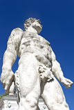 Estatua en Udine Imagen de archivo