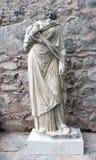 Estatua femenina Fotografía de archivo libre de regalías