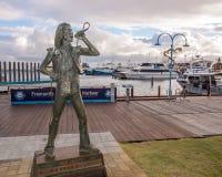 Estatua Fremantle Australia Fotos de archivo libres de regalías