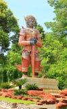 Estatua gigante Foto de archivo libre de regalías