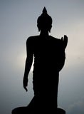 Estatua gigante de buddha Fotos de archivo
