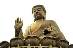 Estatua gigante de Buddha foto de archivo