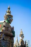 Estatua gigante tailandesa Fotografía de archivo