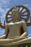 Estatua grande de Buddha Foto de archivo libre de regalías