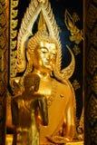 Estatua grande de Buddha Fotografía de archivo libre de regalías