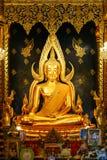 Estatua grande de Buddha Imagen de archivo