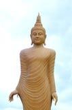 Estatua grande de buddha en Tailandia Foto de archivo
