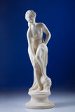 Estatua griega fotos de archivo