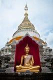 Estatua hermosa de Buddha Imágenes de archivo libres de regalías