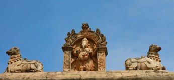 Estatua hindú imagenes de archivo