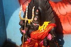 Estatua hindú Imágenes de archivo libres de regalías